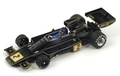 "Lotus 76 ""GP Austria"" nº 2 Jacky Ickx (1974) Spark 1/43"
