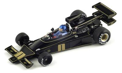 "Lotus 76 ""GP. Sudáfrica"" nº 1 Ronnie Peterson (1974) Spark 1/43"