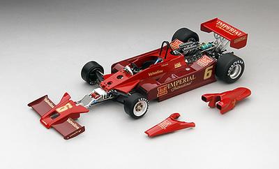 """Lotus 78 """"GP. Japón"""" n°6 Gunnar Nilsson (1977) TSM 1:18"""