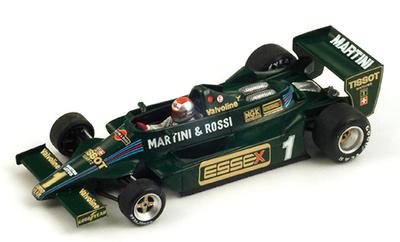 "Lotus 79 ""4º GP. Long Beach"" nº 1 Mario Andretti (1979) Spark 1/43"