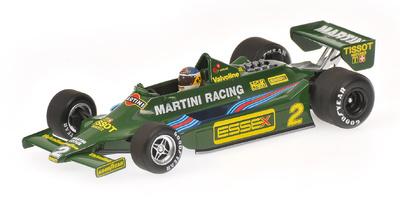 "Lotus 79 ""GP. Italia"" nº 2 Carlos Reutemann (1979) Minichamps 1/43"