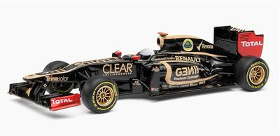"""Lotus E20 """"Test Car"""" Jerome D'Ambrossio (2012) Corgi 1/43"""
