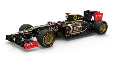 Lotus E20 nº 9 Kimi Raikkonen (2012) Corgi 1/43