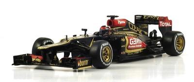 """Lotus E21 """"1º GP. Australia"""" nº 7 Kimi Räikkönen (2013) Spark 1:18"""
