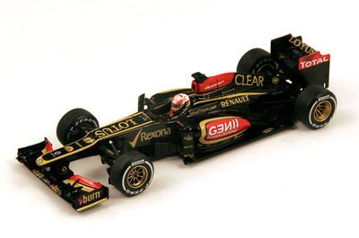 """Lotus E21 """"GP. Australia"""" nº 8 Romain Grosjean (2013) Spark 1:43"""