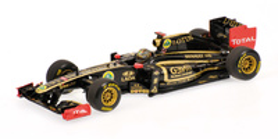 Lotus R31 nº 9 Nick Eidfeld (2011) Minichamps 1/43