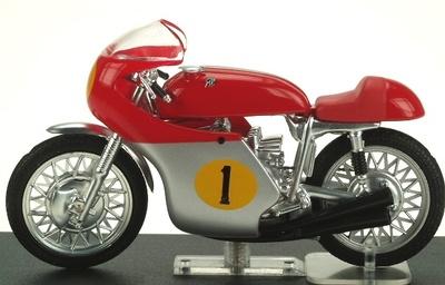 MV Augusta 500 nº 1 John Surtees (1956) Altaya 1/24