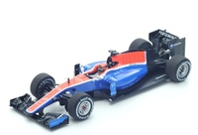 "Manor MRT05 ""GP. Australia"" n° 94 Pascal Wehrlein (2016) Spark 1:43"