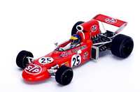 "March 711 ""GP. Italia"" nº 25 Ronnie Peterson  (1971) Spark 1:43"
