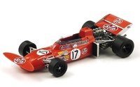 "March 711 ""GP. Mónaco"" nº 17 Ronnie Peterson (1971) Spark 1:18"
