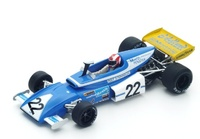 "March 721 Eifelland E21 ""GP. Alemania"" nº 22 Rolf Stommelen (1972) Spark 1:43"