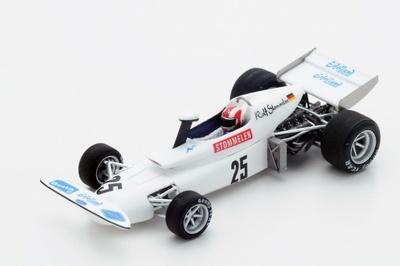 "March 721 Eifelland E21 ""GP. Sudáfrica"" nº 25 Rolf Stommelen (1972) Spark 1/43"