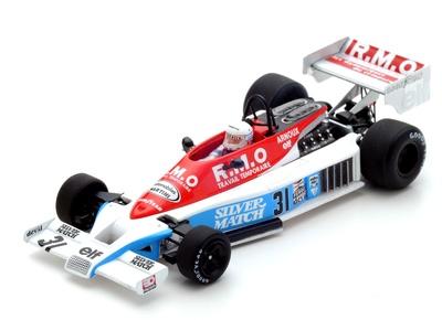 "Martini Mk23 ""GP. Holanda"" nº 31 René Arnoux (1978) Spark 1:43"