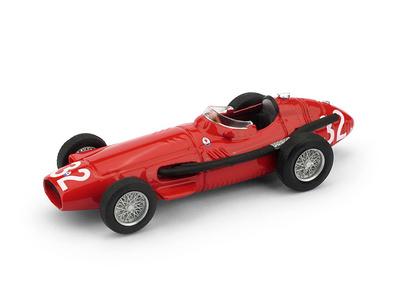 """Maserati 250F """"1º GP. Mónaco"""" nº 32 Juan Manuel Fangio (1957) Brumm 1/43"""