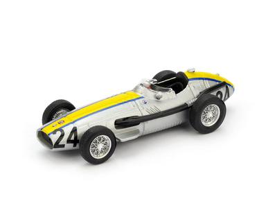 """Maserati 250F """"GP. Italia"""" nº 2 Jo Bonnier (1957) Brumm 1/43"""