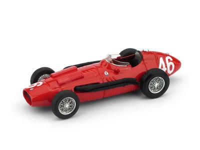 """Maserati 250F Test """"GP. Italia"""" 12 cil. nº 46 Jean Behra y Juan Manuel Fangio (1957) Brumm 1/43"""