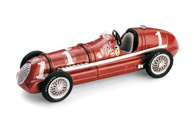 "Maserati 8 CTF ""1º GP. Indianapolis"" nº 1 Wilbur Shaw (1940) Brumm 1/43"