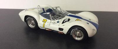 "Maserati Tipo 61 Birdcage ""GP. Cuba"" nº 7 Stirling Moss (1960) CMC 1/18"