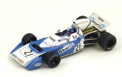 "Matra MS120B ""GP. Holanda"" nº 21 Jean Pierre Beltoise (1971) Spark 1:43"