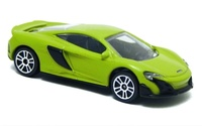 McLaren 675 LT (2015) Majorette 1/64