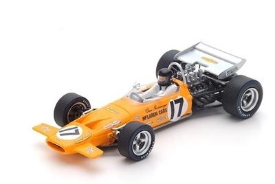 "McLaren M14A ""GP. Francia""nº 17 Dan Gurney (1970) Spark 1:43"