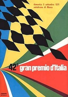 "McLaren M14A ""GP. Italia"" nº 14 Jackie Oliver (1971) Spark 1:43"
