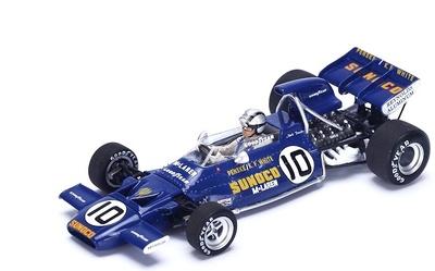 """McLaren M19A """"3º GP. Canadá"""" nº 10 Mark Donohue (1971) Spark 1:43"""