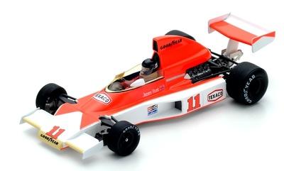 "McLaren M23 ""2º GP. Sudáfrica"" nº 11 James Hunt (1976) Spark 1:43"
