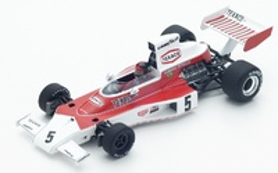 "McLaren M23 ""GP. Brasil"" nº 5 Emerson Fittipaldi (1974) Spark 1:43"