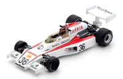 "McLaren M23 ""GP. España"" nº 36 Emilio de Villota (1977) Spark 1:43"