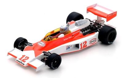 """McLaren M23 """"GP. Mónaco"""" nº 12 Jochen Mass (1976) Spark 1:43"""