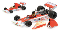 "McLaren M23 ""GP. Sudáfrica"" nº 31  James Hunt (1976) Minichamps 1:43"
