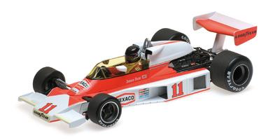 McLaren M23 nº 11 James Hunt (1976) Minichamps 1:18