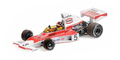 McLaren M23 nº 5 Emerson Fittipaldi (1974) Minichamps 1/43