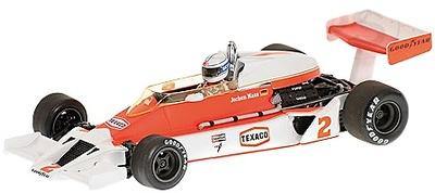 McLaren M26 nº 2 Jochen Mass (1977) Minichamps 1/43