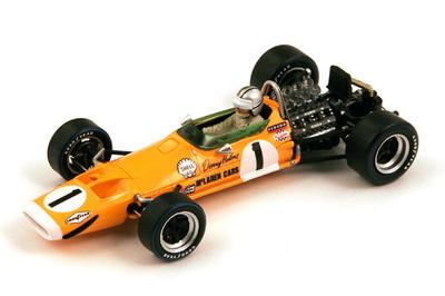 "McLaren M7A ""1º GP. Italia"" nº 1 Denny Hulme (1968) Spark 1:43"