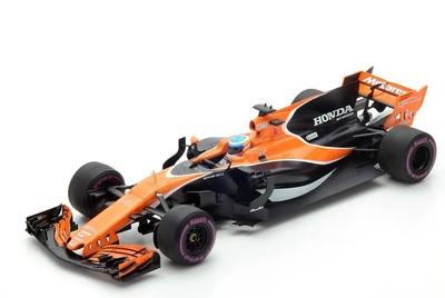 "McLaren MCL32 ""GP Australia"" nº 14 Fernando Alonso (2017) Spark 1:18"