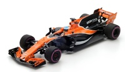 "McLaren MCL32 ""GP. Australia) nº 14 Fernando Alonso (2017) Spark 1:43"