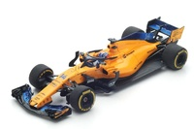"McLaren MCL33 ""GP. Australia"" n° 14 Fernando Alonso (2018)  Spark 1/43"