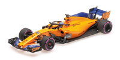 "McLaren MCL33 ""GP. Canadá"" nº 14 Fernando Alonso (2018) Minichamps 1:43"
