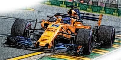 McLaren MCL33 nº 14 Fernando Alonso (2018) Minichamps 1:18