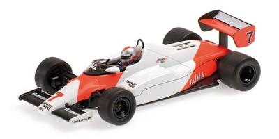 McLaren MP4-1C nº 7 John Watson (1983) Minichamps 1:43