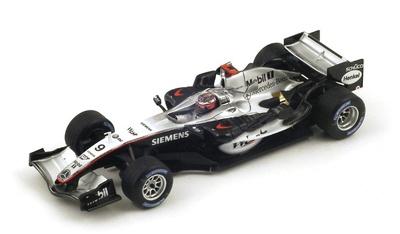 """McLaren MP4-20 """"1º GP. Mónaco"""" 2005 nº 9 Kimi Raikkonen (2005) Spark 1:43"""
