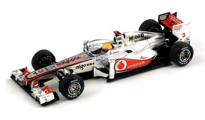 """McLaren MP4-26 """"1º GP. China"""" nº 3 Lewis Hamilton (2011) Spark 1/43"""