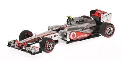 """McLaren MP4-26 """"GP. Canadá"""" Jenson Button (2011) Minichamps 1/43"""