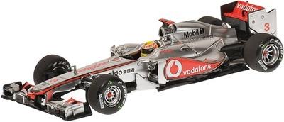 "McLaren MP4-26 ""GP. China"" nº 3 Lewis Hamilton (2011) Minichamps 1/43"