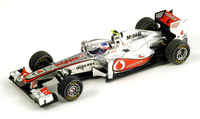 "McLaren MP4-26 ""GP. China"" nº 4 Jenson Button (2011) Spark 1/43"