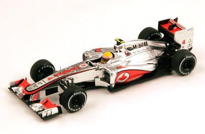 "McLaren MP4-27 ""1º GP Italia"" nº 4 Lewis Hamilton (2012) Spark 1/43"