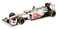 McLaren MP4-27 nº 3 Jenson Button (2012) Minichamps 1:18