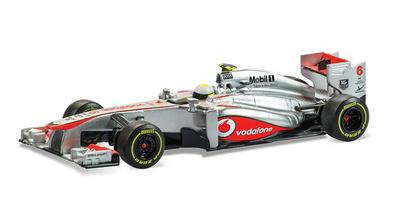 McLaren MP4-28 nº 6 Sergio Pérez (2013) Corgi 1:43